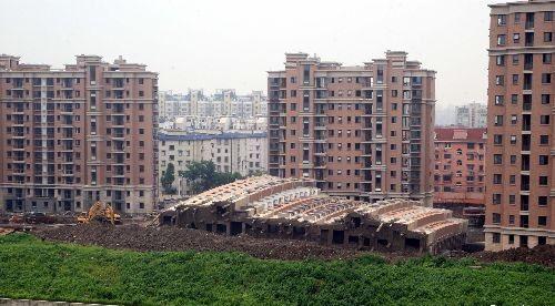 上海在建商品楼倒塌后的网友经典汇总贴