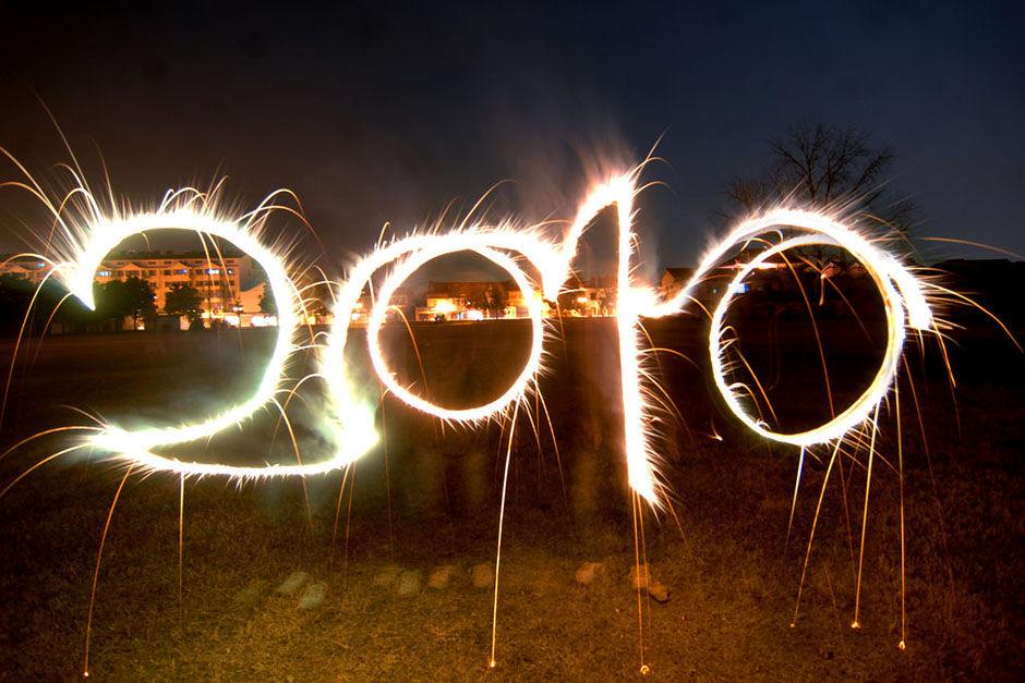 你好,2010!