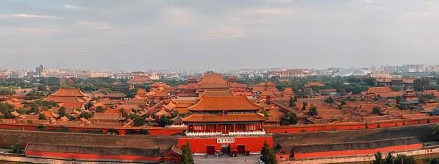 [分享]紫禁城全景图