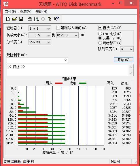 ATTO USB3.0