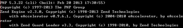 [共享]eAccelerator 0.9.6.1 for php 5.3.22 vc9 nts(非线程安全)/ts(线程安全)
