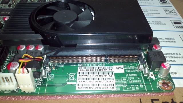 Atom D2550 4口intel 82583v防火墙/软路由主板 图10