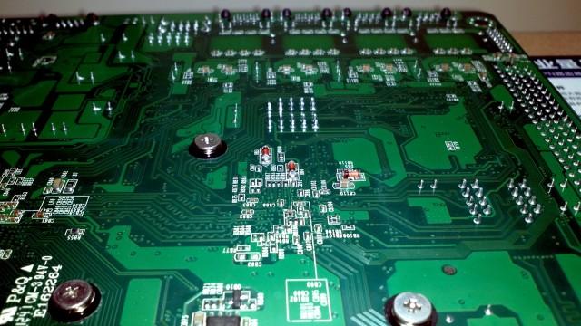 Atom D2550 4口intel 82583v防火墙/软路由主板 图15
