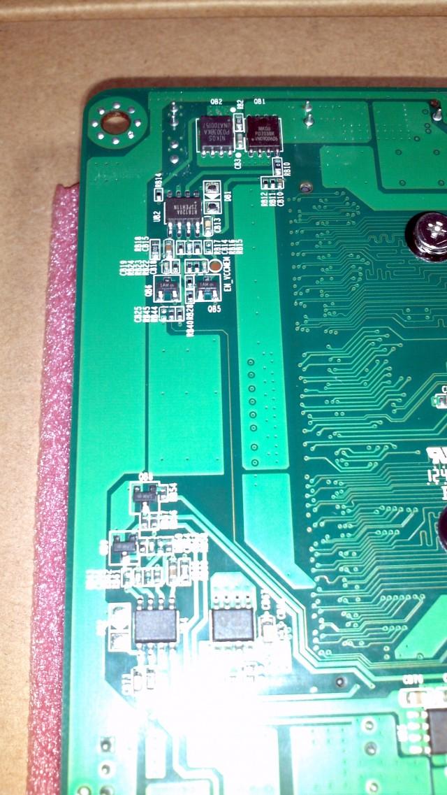 Atom D2550 4口intel 82583v防火墙/软路由主板 图17