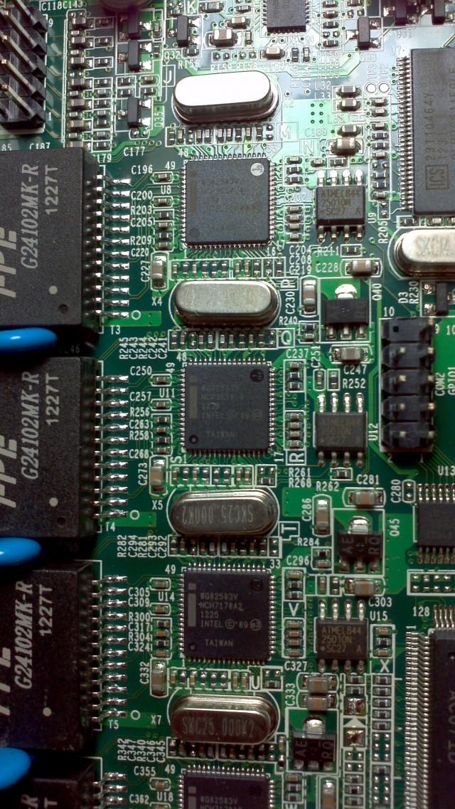 Atom D2550 4口intel 82583v防火墙/软路由主板 图20