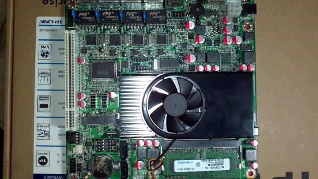 Atom D2550 4口intel 82583v防火墙/软路由主板 图21