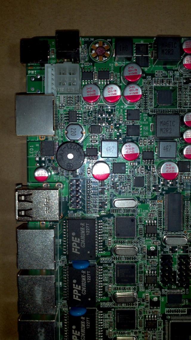 Atom D2550 4口intel 82583v防火墙/软路由主板 图8