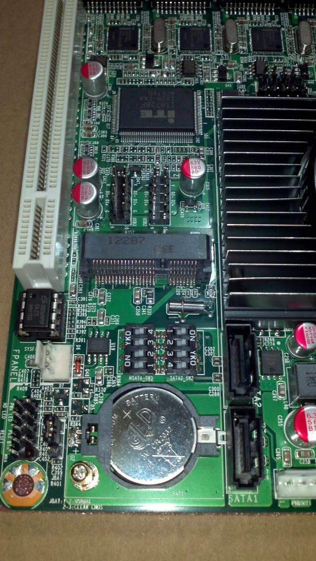 Atom D2550 4口intel 82583v防火墙/软路由主板 图9