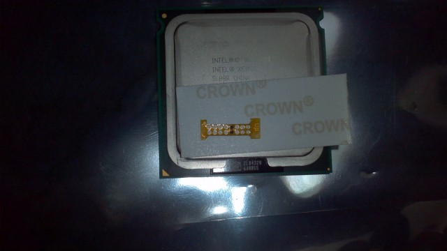 intel xeon L5420 2.5Ghz 12M L2 图14