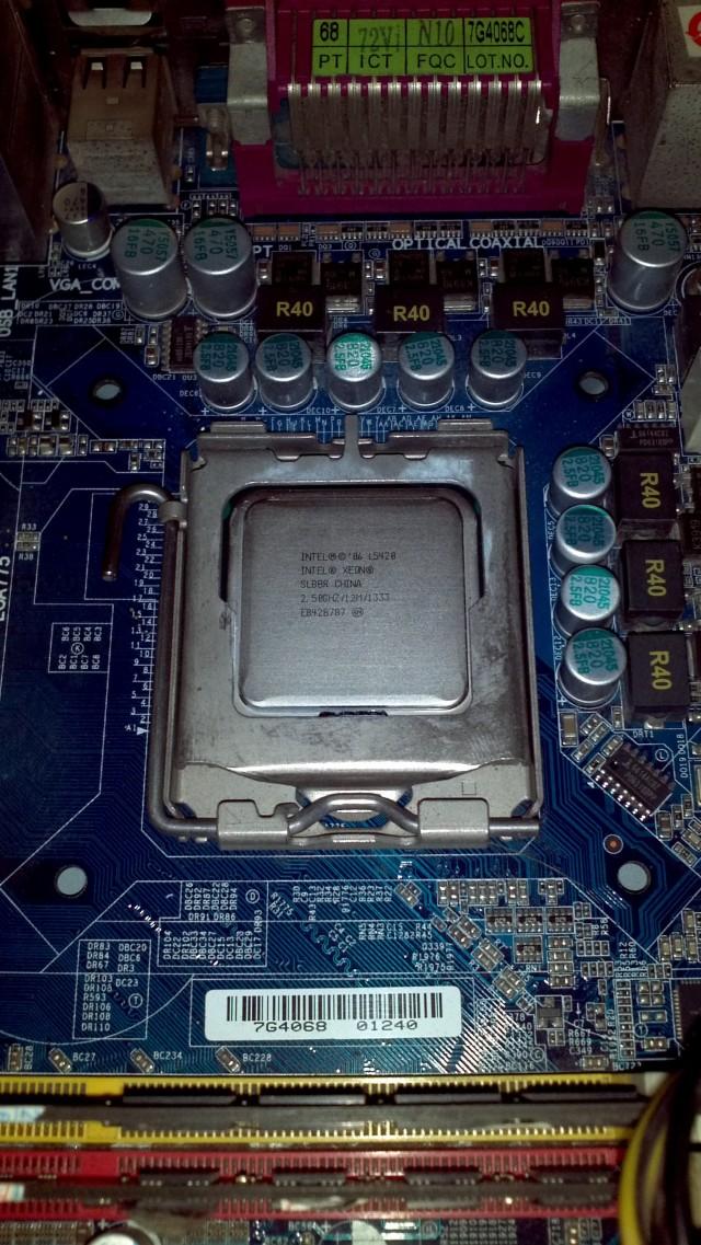 intel xeon L5420 2.5Ghz 12M L2 图17
