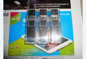 TH58TEG7DDJTA20 +IS903 U盘透明壳细节图 Z5