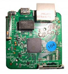 TP-LINK WR802N 802.11N 300M 迷你型无线路由器 拆机图02