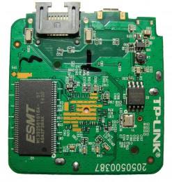 TP-LINK WR802N 802.11N 300M 迷你型无线路由器 拆机图03