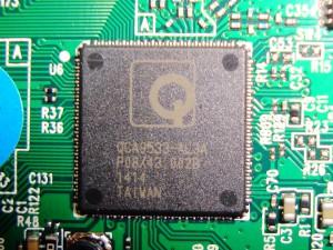 TP-LINK WR802N 802.11N 300M 迷你型无线路由器 拆机图05