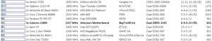 Intel Celeron J1900 CPU AIDA64 性能测试 - FPU SinJulia