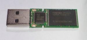 东芝 隼 USB2.0 16G U盘 PIC-2